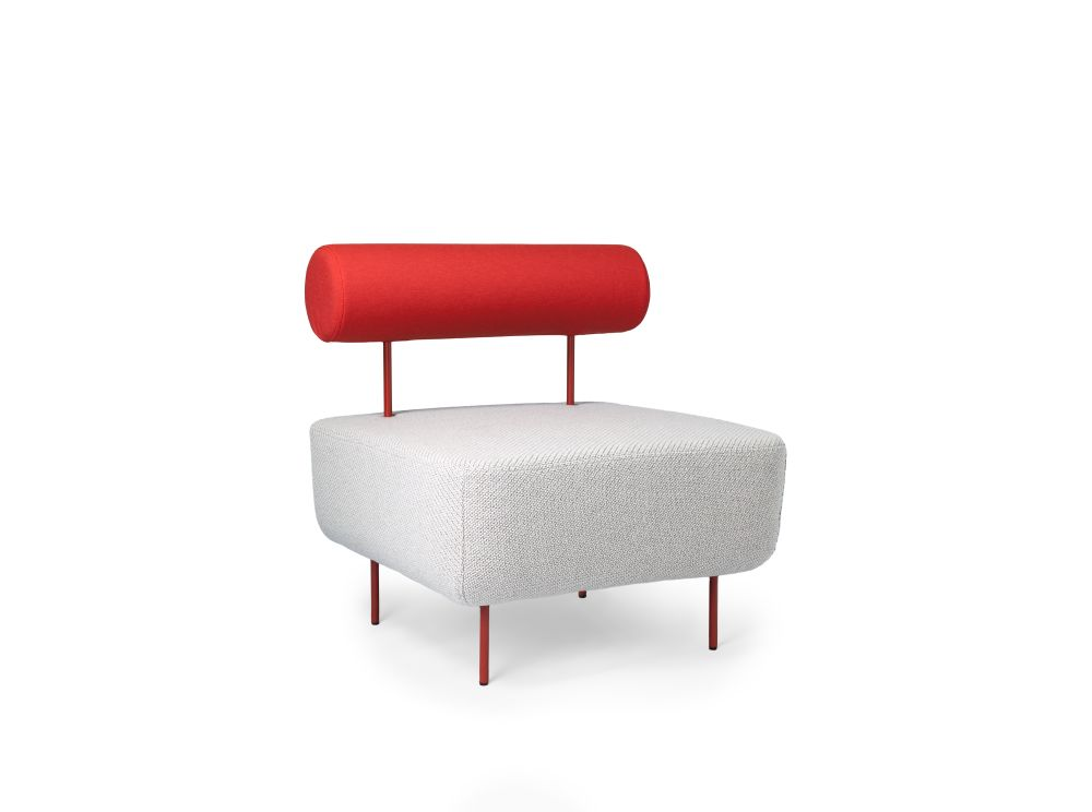 Hoff Medium Armchair by Petite Friture