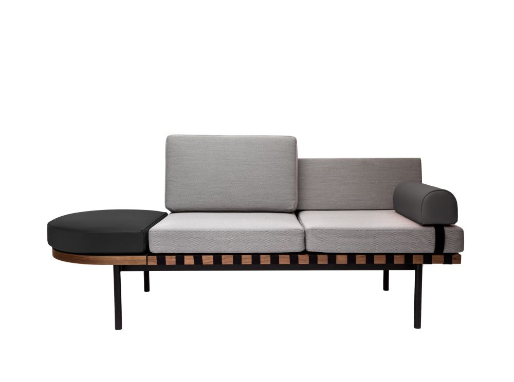 Grid Daybed by Petite Friture