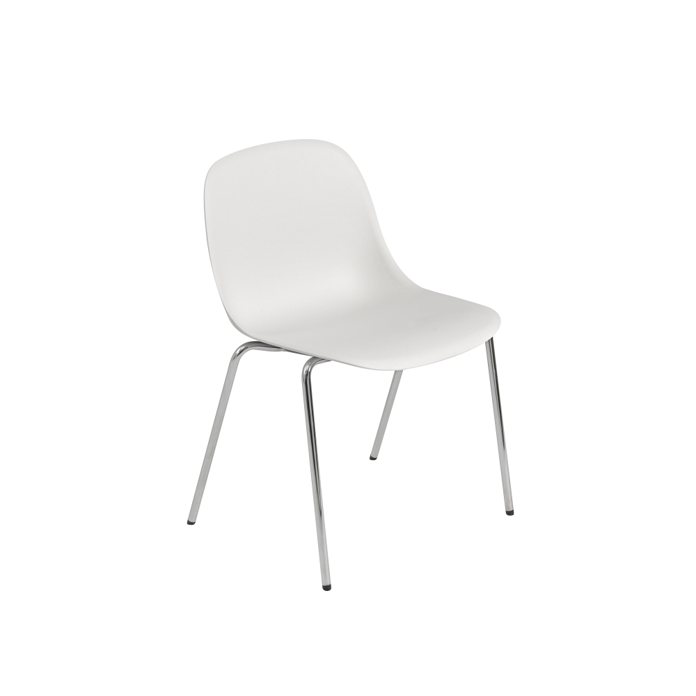 Fiber Side Chair / A-Base With Felt Glides Non Upholstered by Muuto