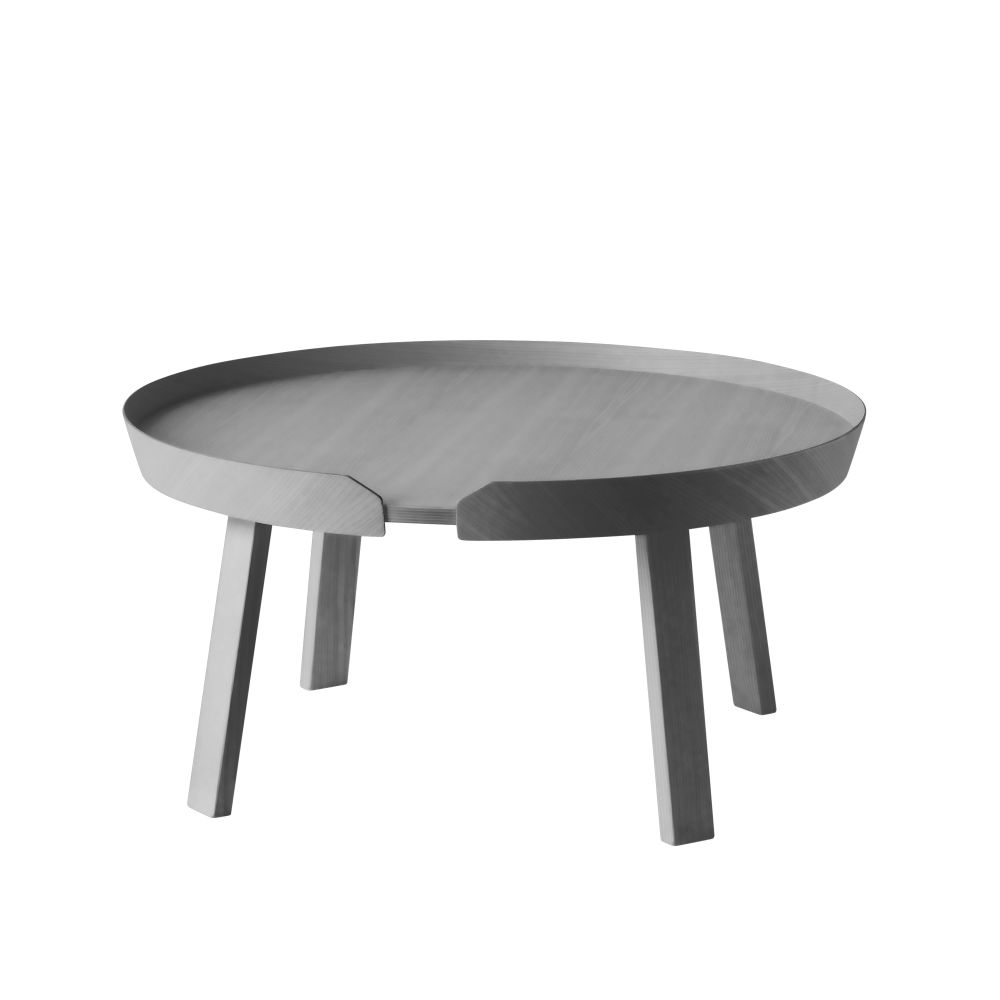 Around Large Coffee Table by Muuto