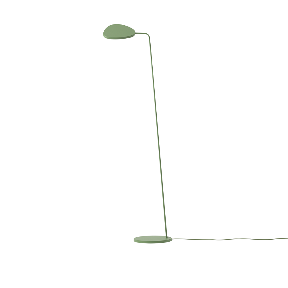 Leaf Floor Lamp by Muuto