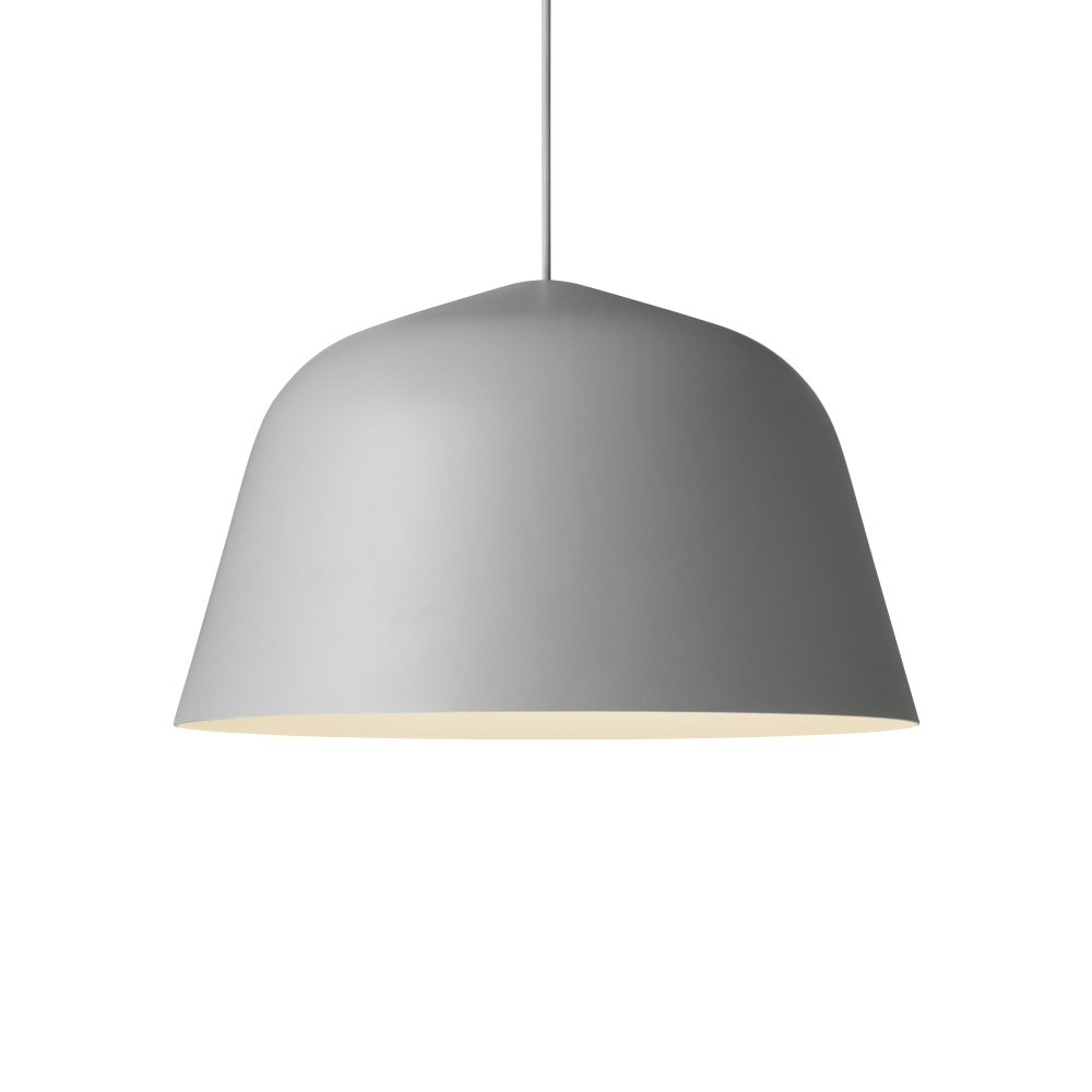 Ambit large pendant lamp grey by taf architects for muuto ambit large pendant lamp grey aloadofball
