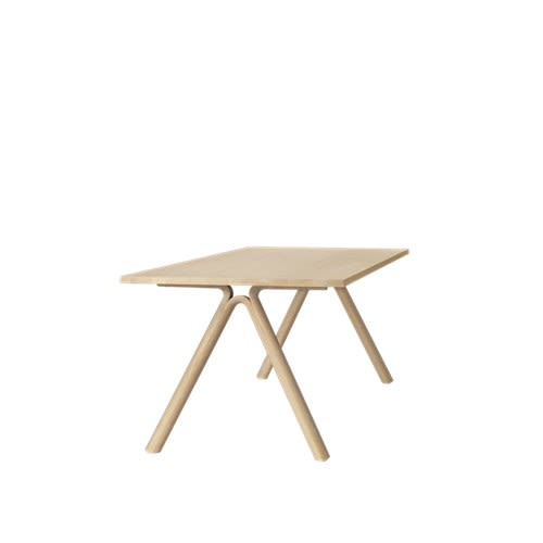 Split Dining Table by Muuto