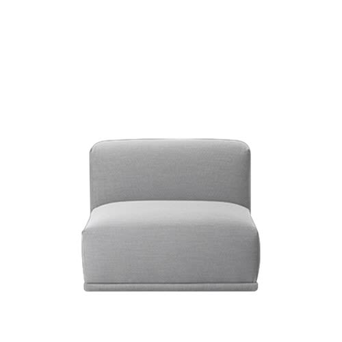 Connect Modular Sofa - Short Centre by Muuto