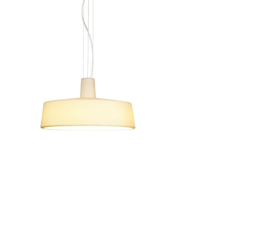 Soho pendant light led marset white triac by marset mozeypictures Choice Image