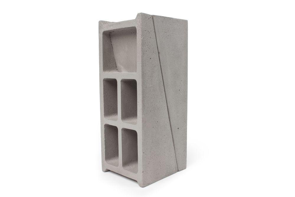 Blockwork Desk Organiser - Set of 2 by Lyon Beton