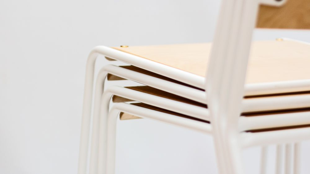 Trapeze Chair by Liqui Contracts
