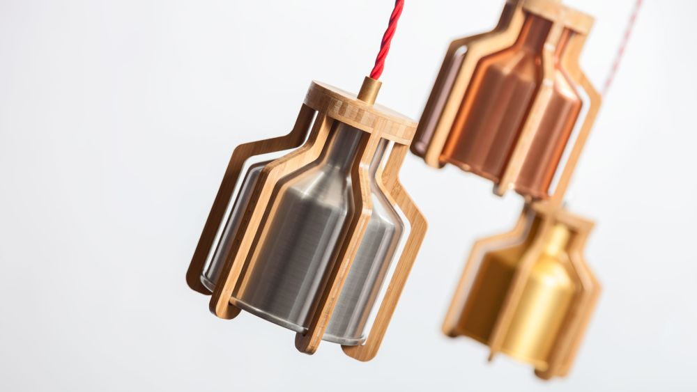 Cell Pendant Small by Liqui Contracts