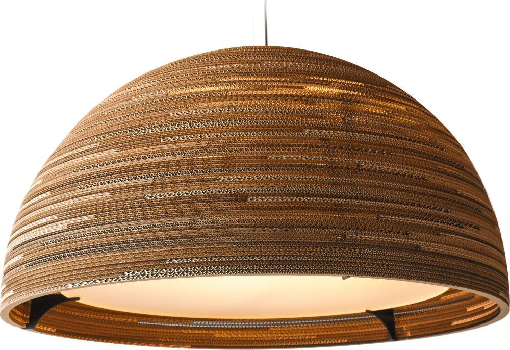 Dome Pendant Light by Graypants Lighting