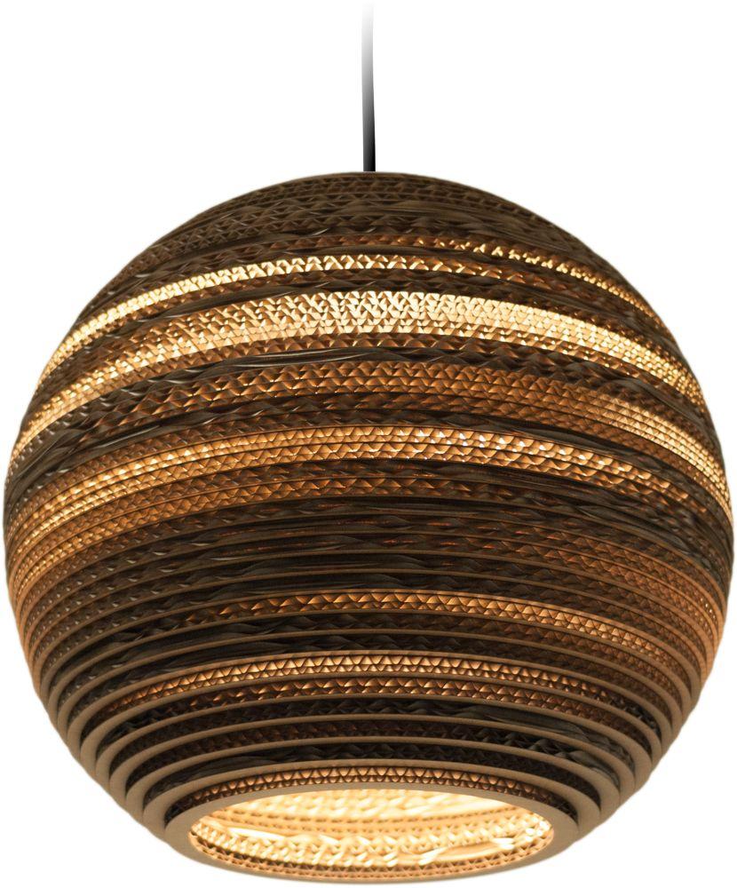 Moon Pendant Light by Graypants Lighting