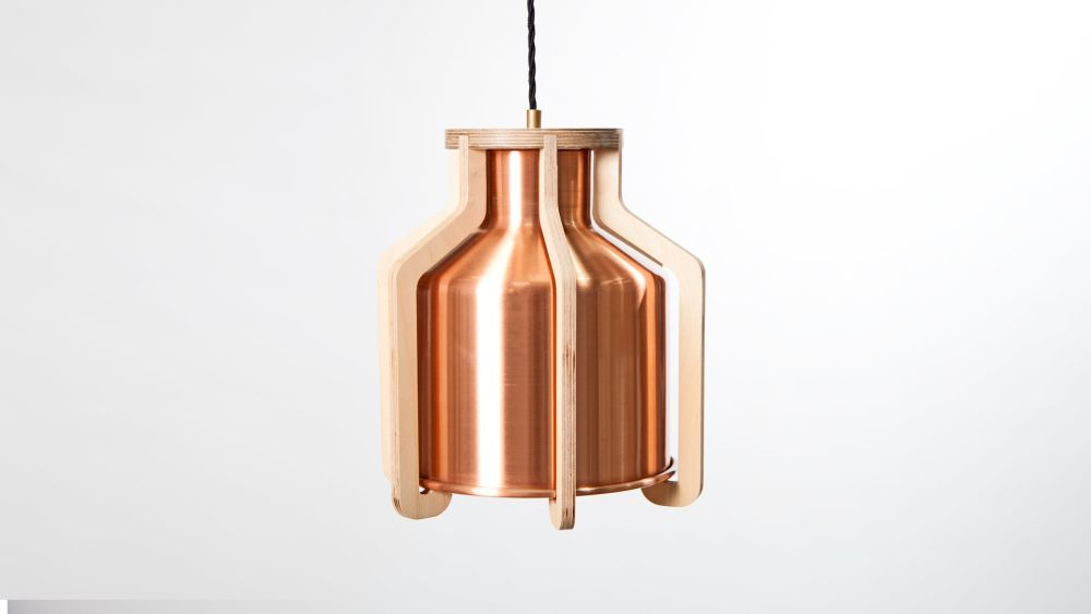 Cell Pendant Large by Liqui Contracts