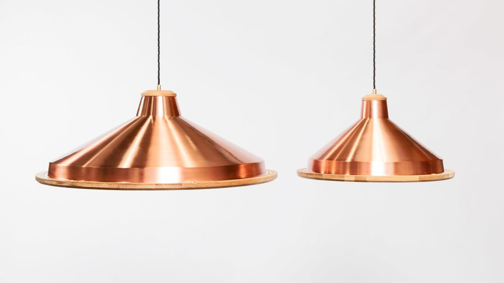 Trafford Lamp Large by Liqui Contracts