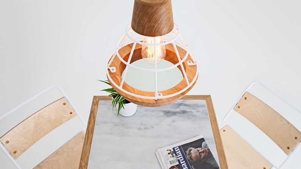 Work Lamp by Liqui Contracts