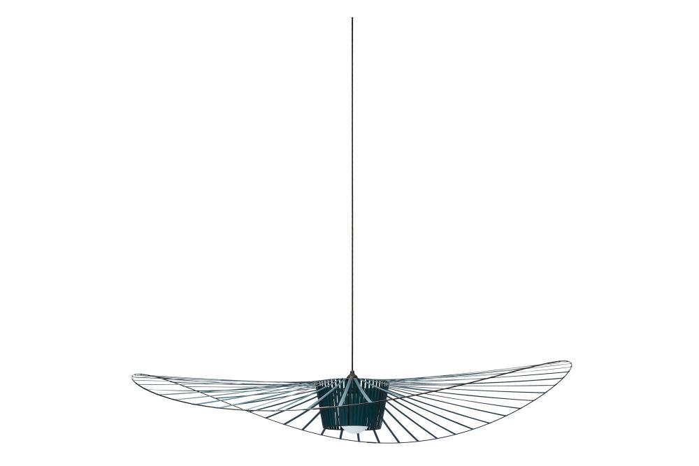 vertigo pendant light green large by petite friture. Black Bedroom Furniture Sets. Home Design Ideas