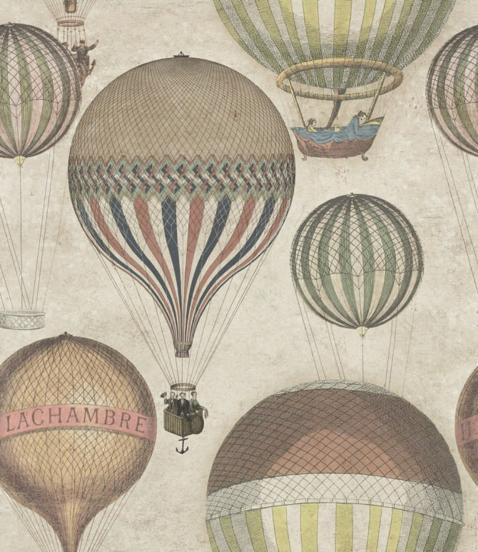 Hot Air Wallpaper by Mind The Gap