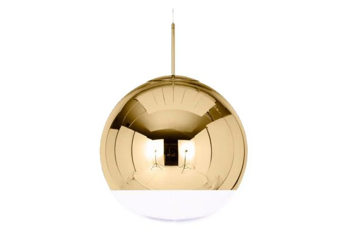 Mirror Ball Pendant Light by Tom Dixon