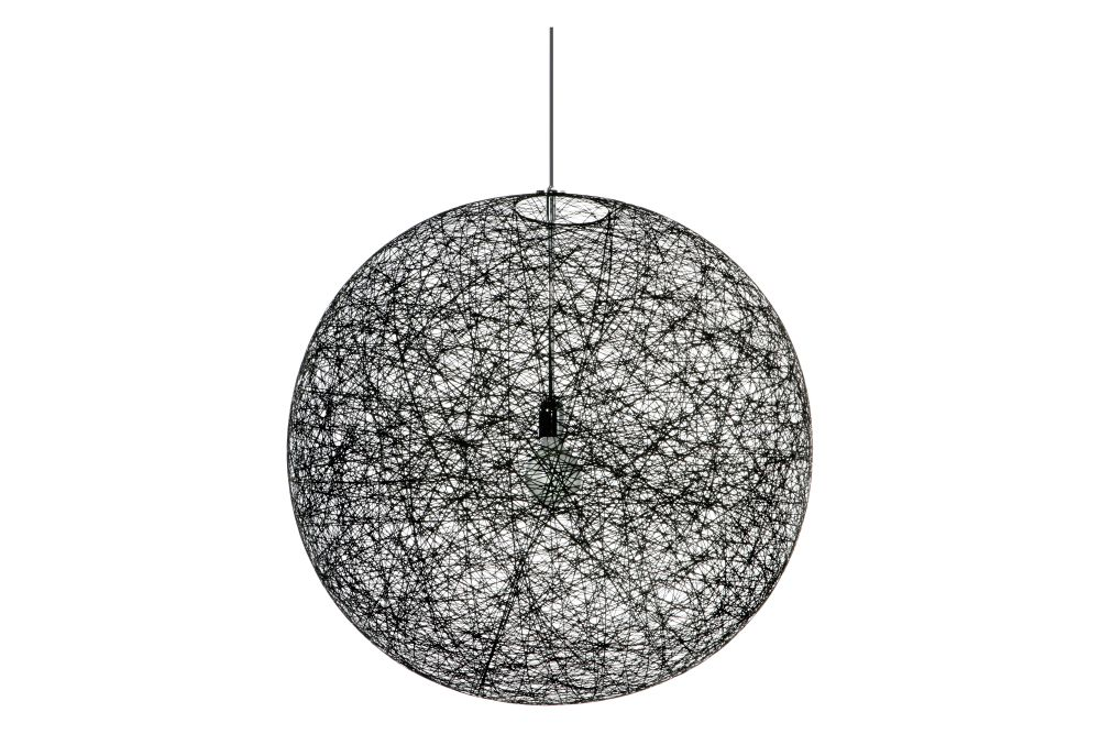 Random Pendant Light by moooi