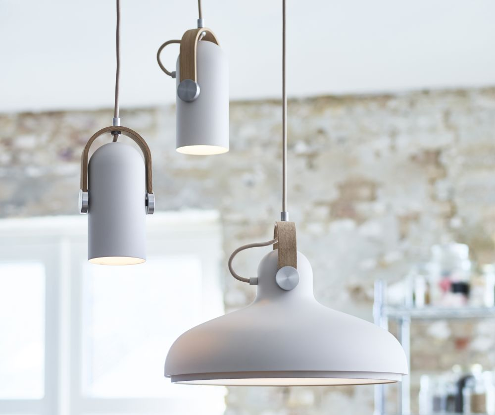 Carronade Pendant Light Black by Markus Johansson for Le Klint