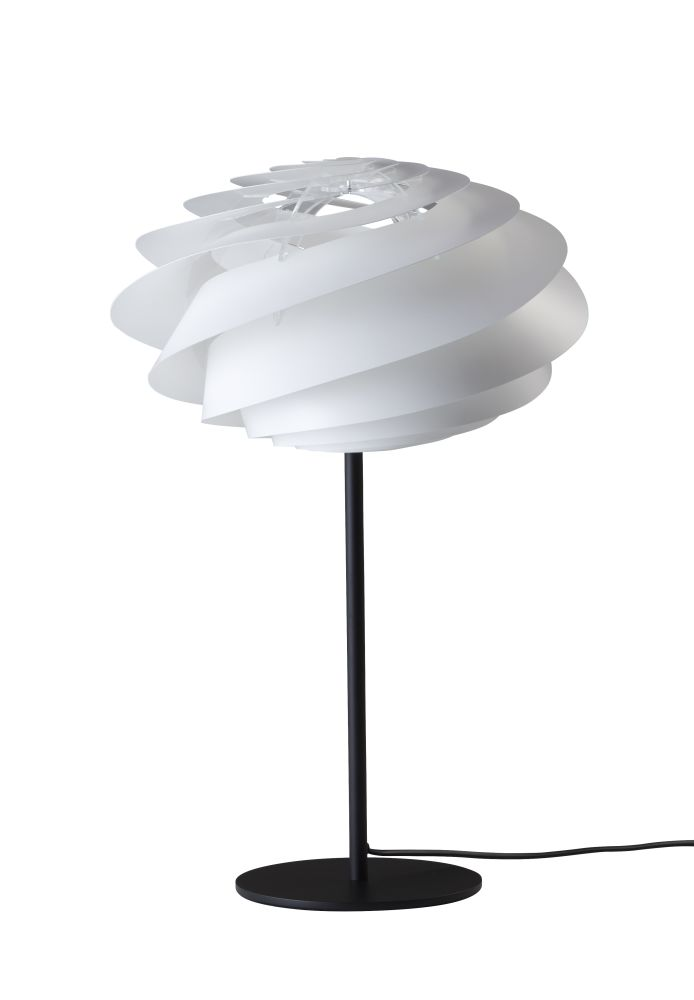 Swirl Table Lamp by Le Klint