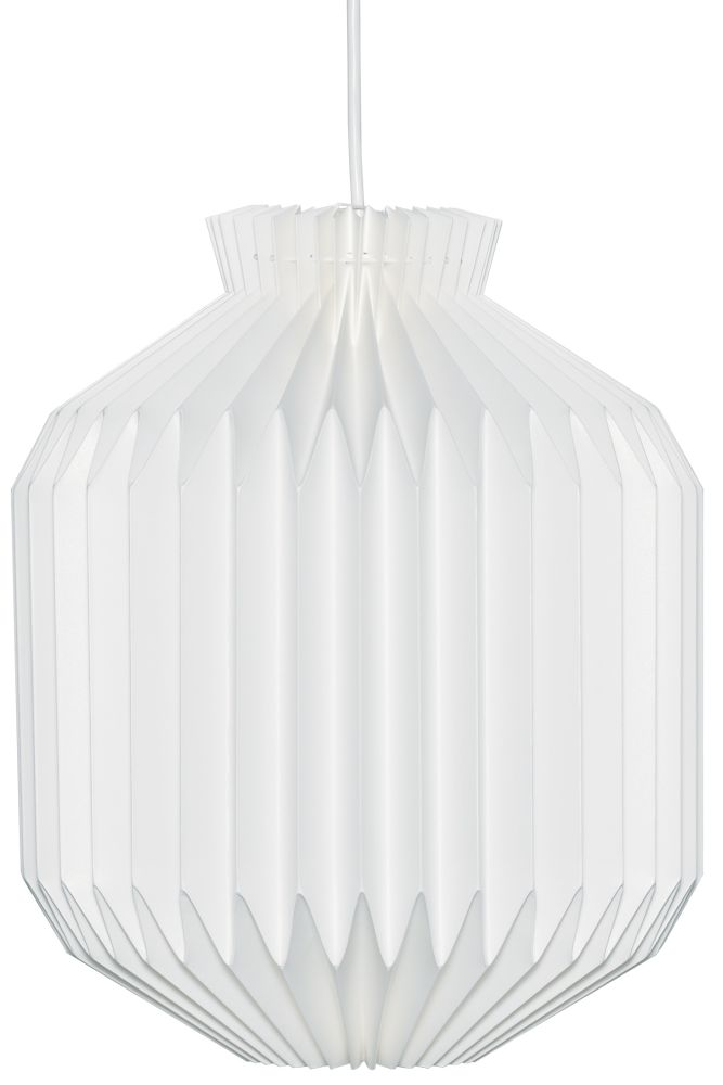 Le klint 105 pendant light small paper by mogens koch for le klint mozeypictures Image collections