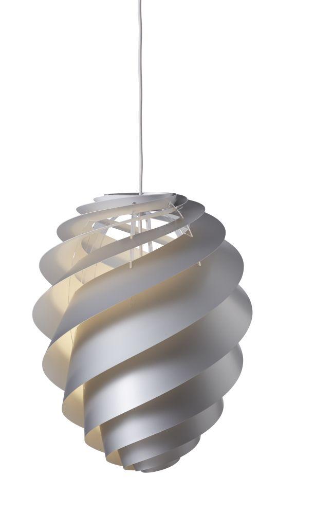 Swirl 2 Pendant Light by Le Klint