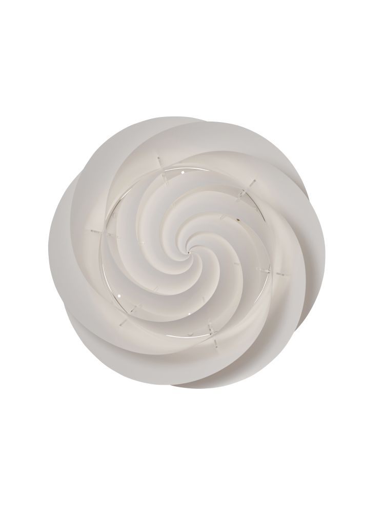 Swirl Ceiling/Wall Light by Le Klint