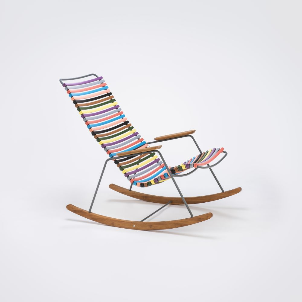 Click Rocking Chair by HOUE
