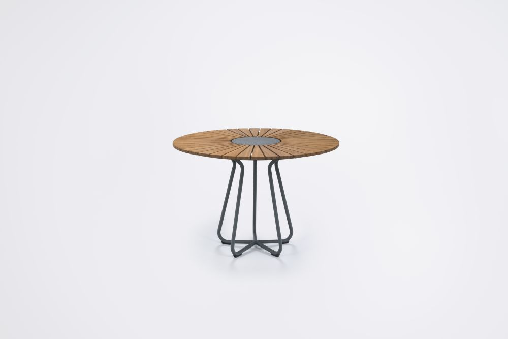 Circle Dining Table by HOUE