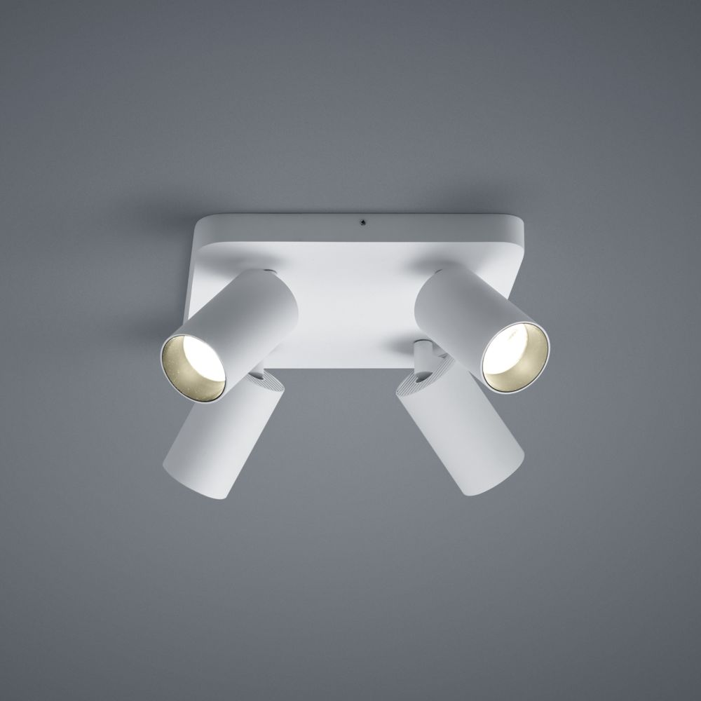 Riwa Ceiling Light by Helestra