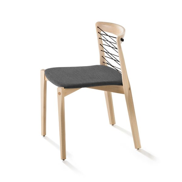Helix Chair Upholstered by B-LINE