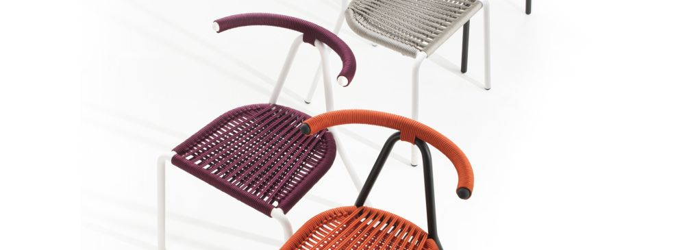 Toro Cord Chair From B LINE