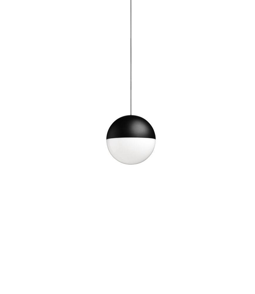 String Light Sphere Pendant Light by Flos