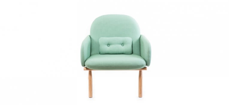 Georges Armchair by HARTÔ