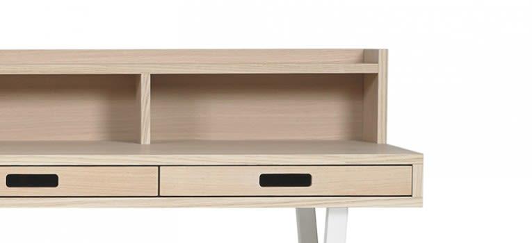 Hyppolite Desk by HARTÔ