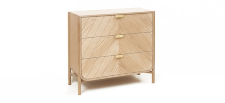 Marius Chest of Drawer by HARTÔ