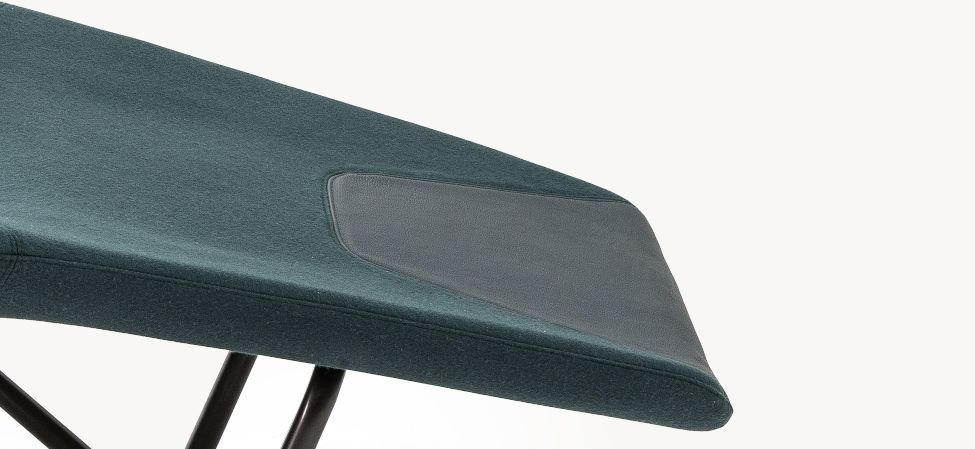 Take a Line for a Walk - Chaise Lounge by Moroso