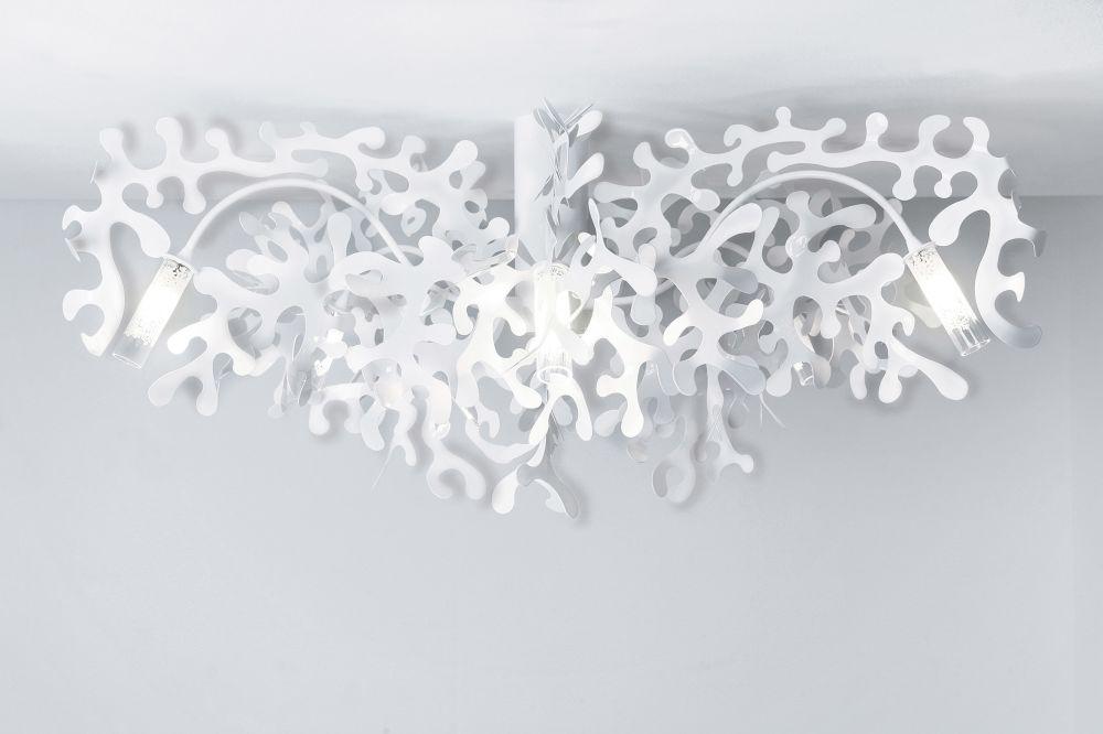 Coral P Ceiling Light by Lumen Center Italia