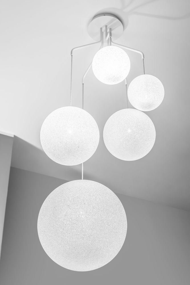 Ice Light Pendant Light by Lumen Center Italia