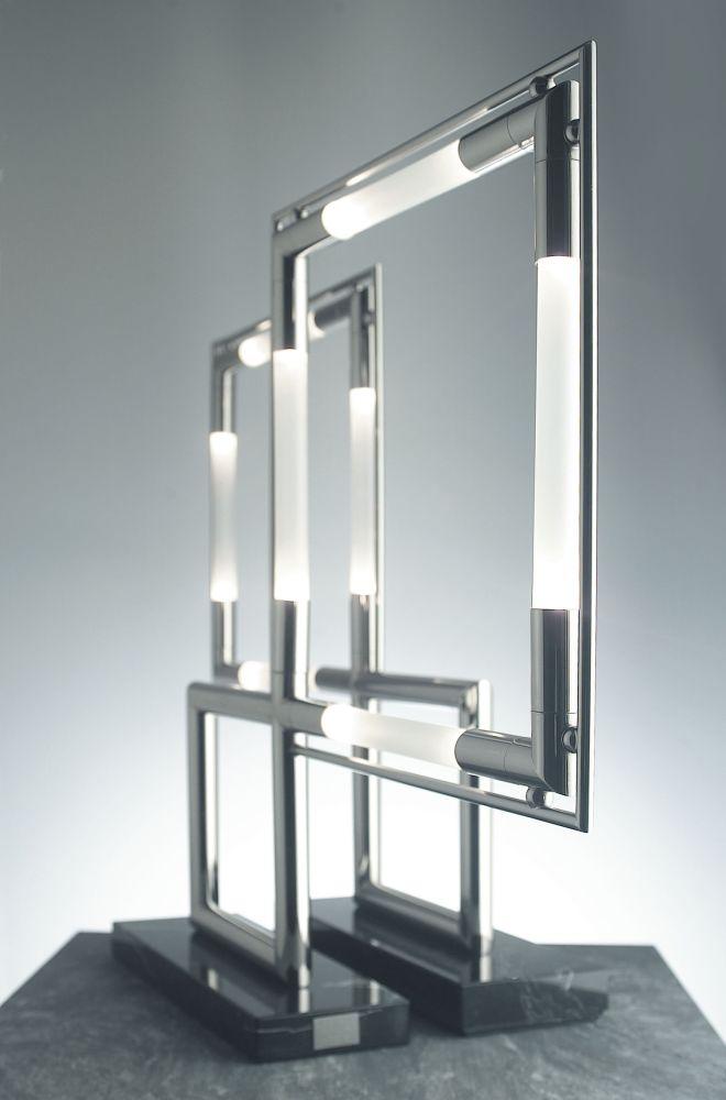 Quadro Table Lamp by Lumen Center Italia