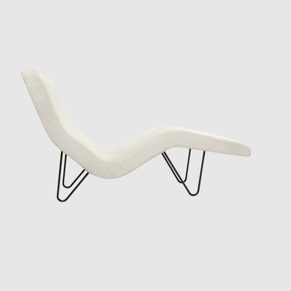 Gmg chaise lounge fame hybrid 01101 plastic by gubi clippings