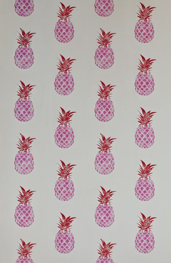 Pineapple Wallpaper by Barneby Gates