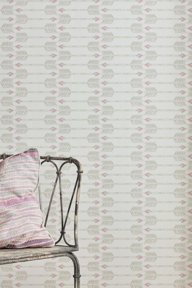 Arrows Wallpaper  by Barneby Gates