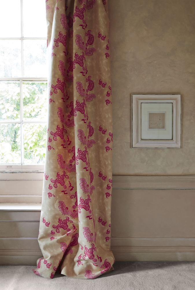 Paisley Fabric  by Barneby Gates