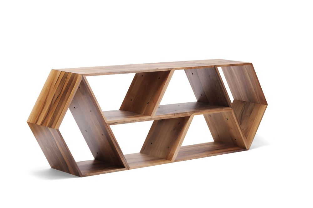 Tetra Modular Shelving System by Made in Ratio