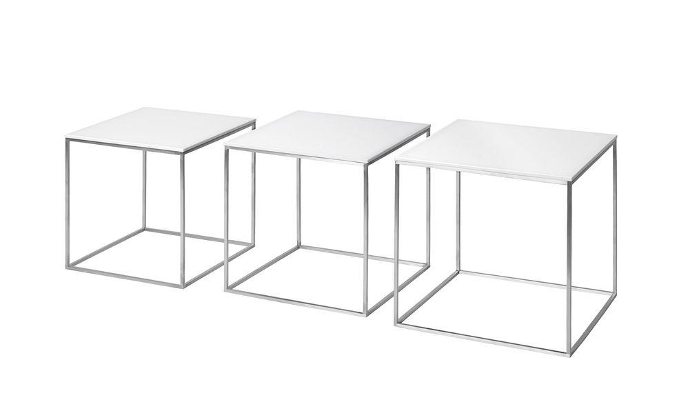PK71™ Nesting Table - Set of 3 by Republic of Fritz Hansen