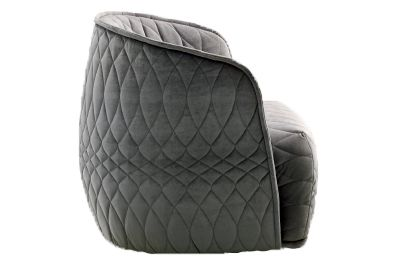 Redondo Small Armchair by Moroso