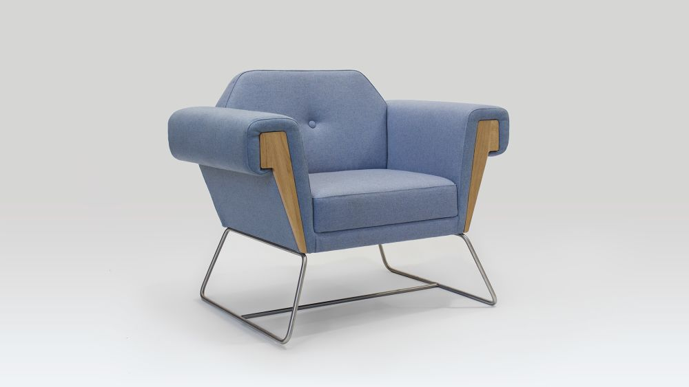 Hove Club Chair by Liqui Contracts
