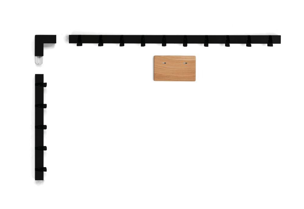 Coatrack by the Meter by Vij5
