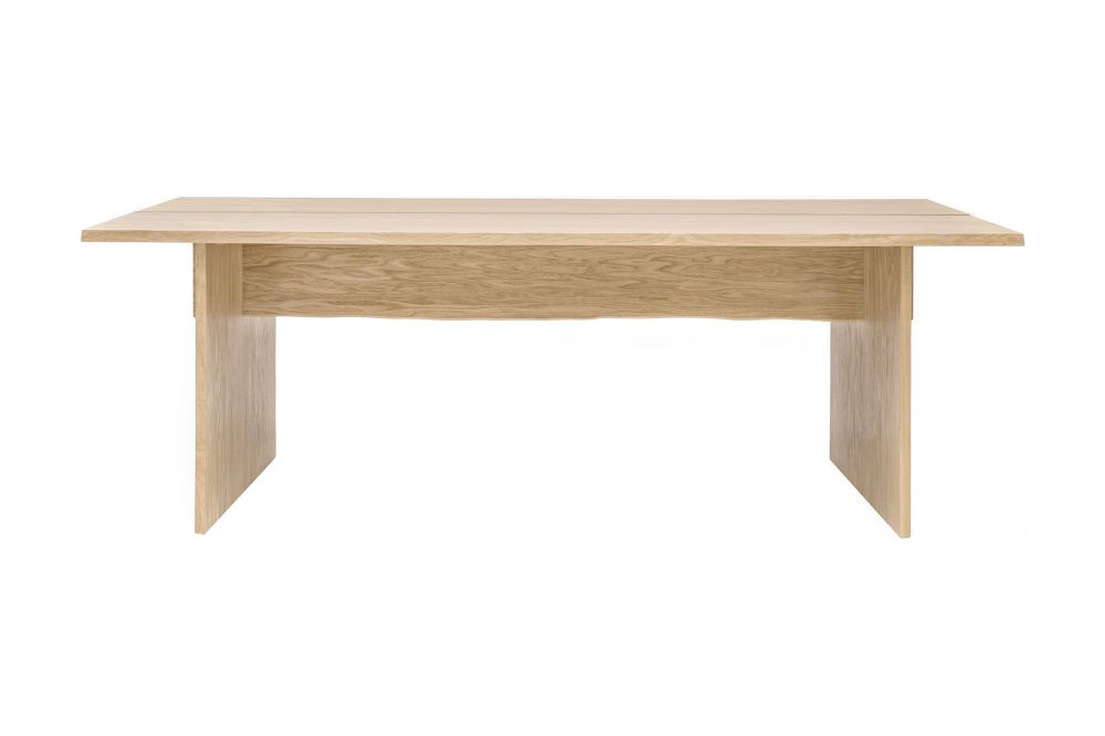 Bookmatch Dining Table by Hem