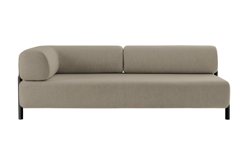 Palo 2-Seater Chaise Left by Hem